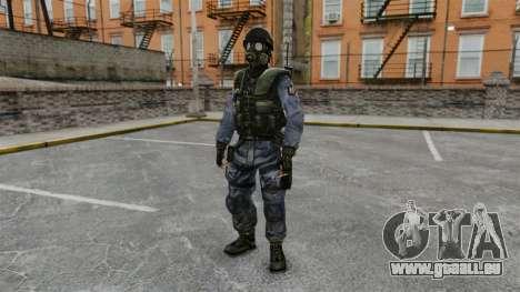 Englische Commando SAS für GTA 4