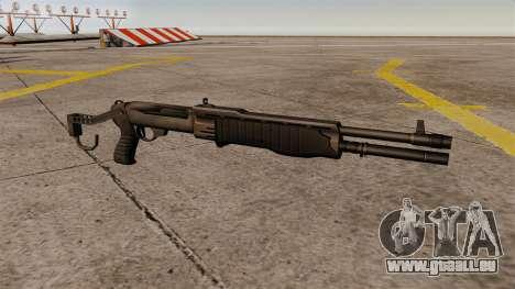 Fusil de chasse Franchi SPAS-12 Armageddon pour GTA 4