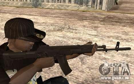 AK12 für GTA San Andreas