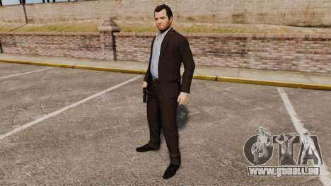 Michael de Santa pour GTA 4 cinquième écran