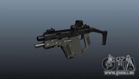Maschinenpistole Kriss Super V für GTA 4