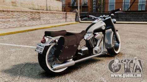 Custom Bobber v1 für GTA 4 linke Ansicht