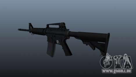 M4 Carbine pour GTA 4 secondes d'écran