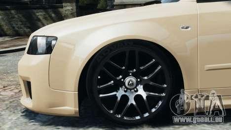 Audi S4 2004 für GTA 4 hinten links Ansicht