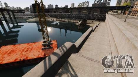 Bohan-Dukes Off Road Track pour GTA 4 sixième écran