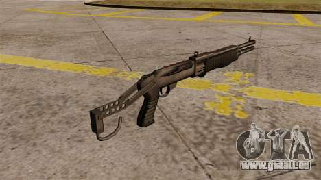 Fusil de chasse Franchi SPAS-12 Armageddon pour GTA 4 secondes d'écran