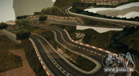 Mappack v1.3 by Naka pour GTA San Andreas deuxième écran