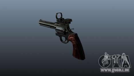 Revolver Colt Python 357 Aimshot pour GTA 4 secondes d'écran