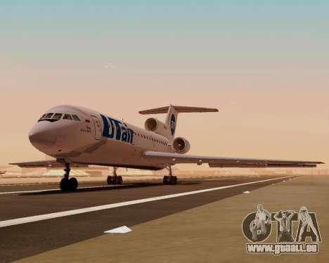 Yak-42 d UTair pour GTA San Andreas
