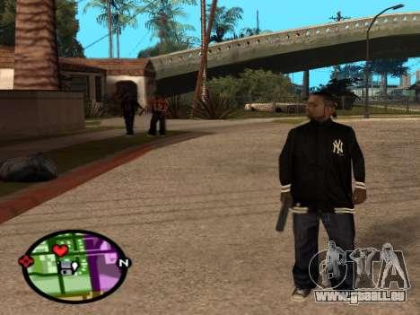 Nouveau Bmybar pour GTA San Andreas