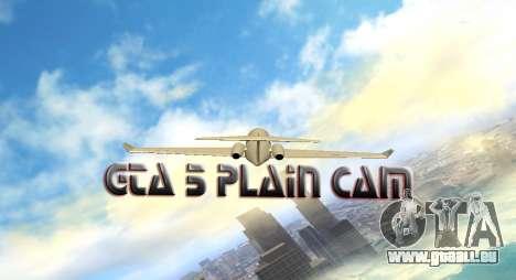 Plain Cam für GTA San Andreas fünften Screenshot