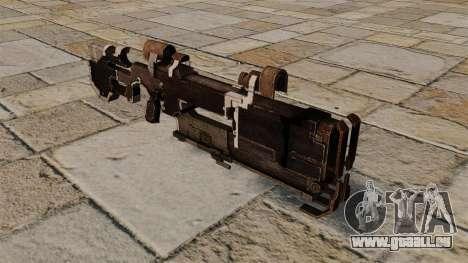 Comic Waffe Sucher für GTA 4