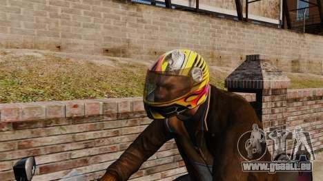 Eine Sammlung von Helme Arai v1 für GTA 4