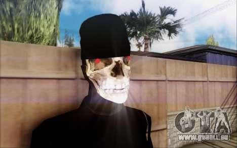 Mort pour GTA San Andreas deuxième écran