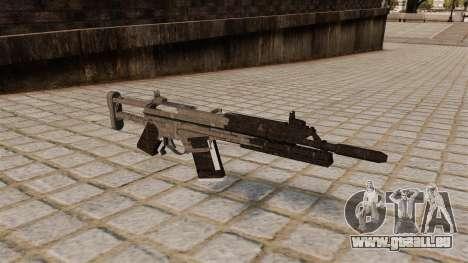 Fusil d'assaut Scarab pour GTA 4