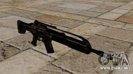 Fusil d'assaut SCAR pour GTA 4