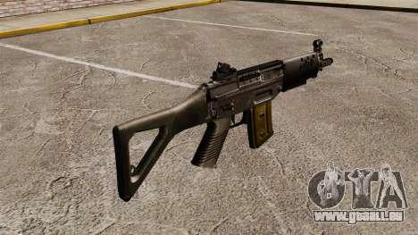Sturmgewehr SIG SG 552 für GTA 4 Sekunden Bildschirm