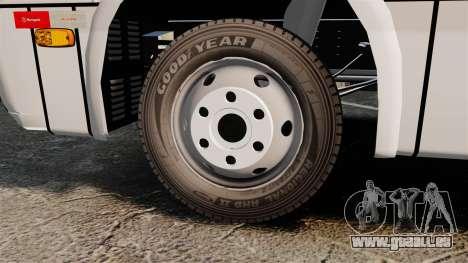Marcopolo Senior LO-916 BlueTec Euro V für GTA 4 Rückansicht
