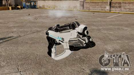 Waffe Mass Effect v1 für GTA 4