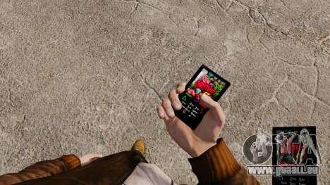 Thema Weihnachten für Ihr Handy für GTA 4