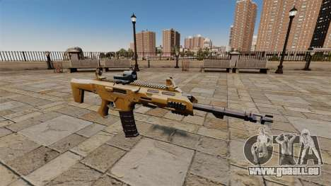 Fusil d'assaut de SMALL BUSINESS SERVER 5.56 pour GTA 4