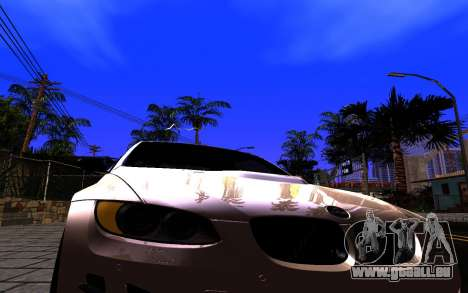 ENBSeries v3 für GTA San Andreas her Screenshot