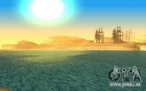 Timecyc v2.0 für GTA San Andreas her Screenshot