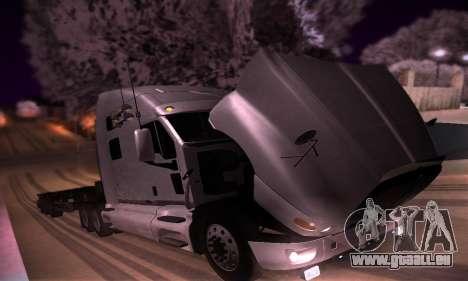 Aktives Dashboard v3. 2 Full für GTA San Andreas achten Screenshot