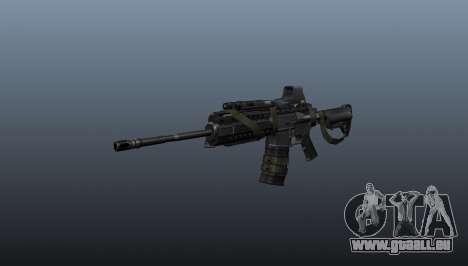 M4 Carbine Sopmod SIRS pour GTA 4