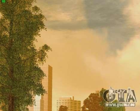 ENB Series for SAMP pour GTA San Andreas deuxième écran