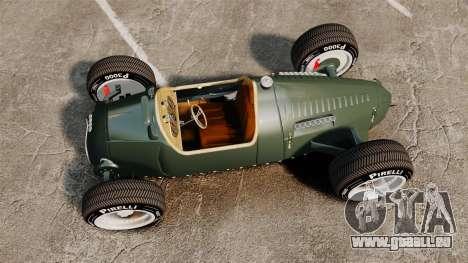 Auto Union Type C 1936 für GTA 4 rechte Ansicht