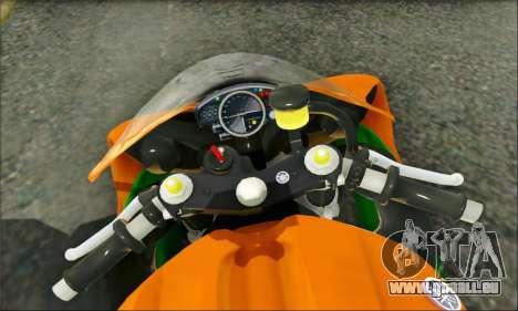 Yamaha R15 pour GTA San Andreas vue de droite
