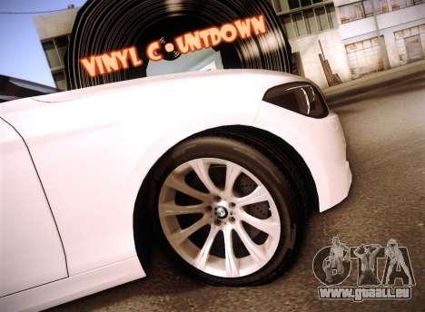 BMW M135i für GTA San Andreas Seitenansicht