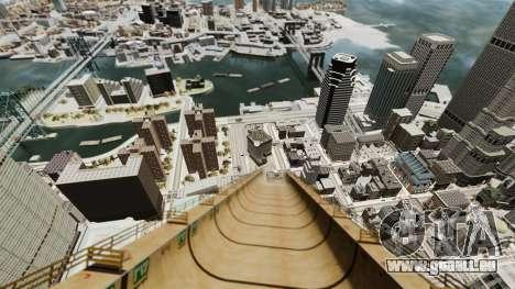 Mega jump für GTA 4 dritte Screenshot