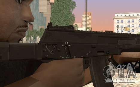 AK12 für GTA San Andreas dritten Screenshot