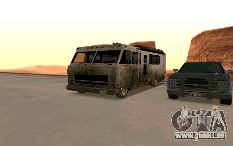 Reise von GTA 5 für GTA San Andreas