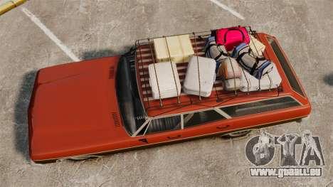 GTA V Dundreary Regina für GTA 4 rechte Ansicht