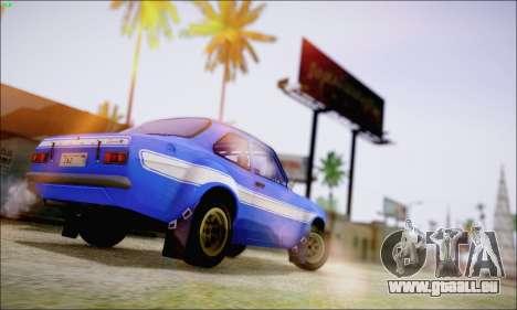 Reflective ENBSeries v1.0 für GTA San Andreas fünften Screenshot