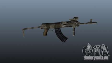 Automatische Sa-58-CCO für GTA 4 dritte Screenshot