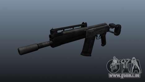Saiga-12 Schrotflinte für GTA 4