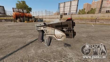 Pistolet M-3 Predator pour GTA 4