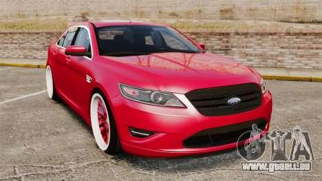 Ford Taurus SHO 2010 für GTA 4