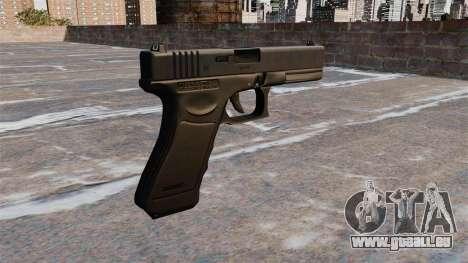 Ladewagen Pistole Glock 17 für GTA 4 Sekunden Bildschirm