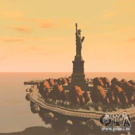 Farbe-Boot-Bildschirm für GTA 4 fünften Screenshot