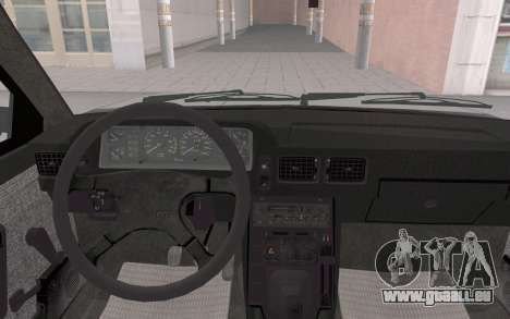 FSO Polonez Atu Orciari 1.4 GLI 16V pour GTA San Andreas vue arrière