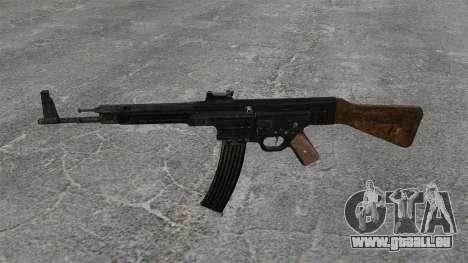 Automat MP-44 für GTA 4 dritte Screenshot