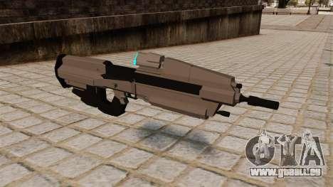 Le fusil d'assaut de Halo pour GTA 4