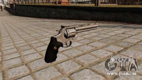 Revolver Colt Anaconda pour GTA 4 secondes d'écran