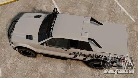 Vapid Contender T-Rex SDT v3.0 pour GTA 4 est un droit