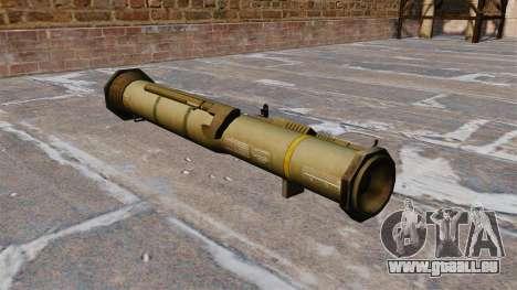 Lance-grenades antichar AT4 pour GTA 4